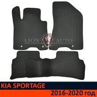 EVA коврики на KIA SPORTAGE 4 (2016-2020г)