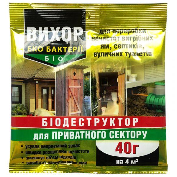"""Вихор"" (40 г) от ПП ""Биохим-Сервис"", Украина"