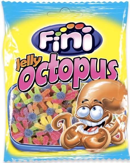 Мармелад Fini (осьминоги в сахаре) 100г