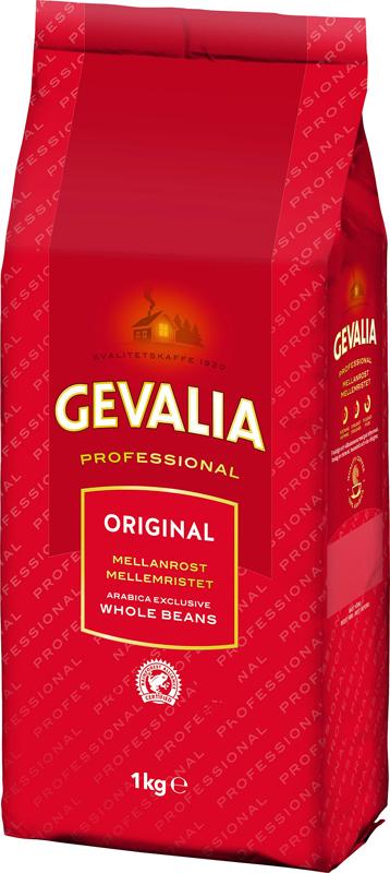 Кофе в зернах Gevalia Original (3) 1кг