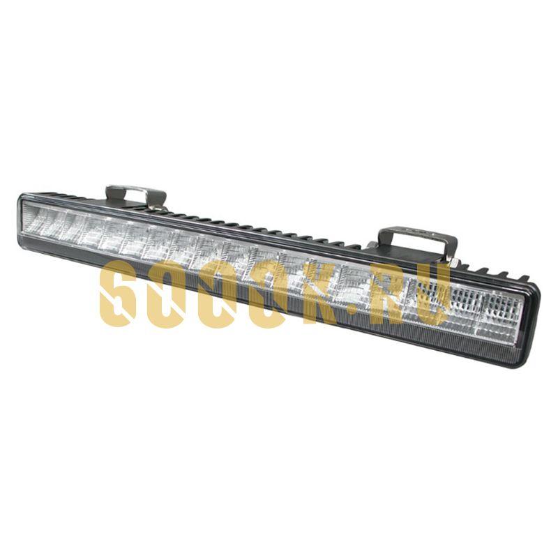 Однорядная светодиодная LED балка дорожного света 90W (ДХО)