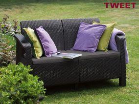 Двухместный диван TWEET Sofa 2 Seat (Россия)