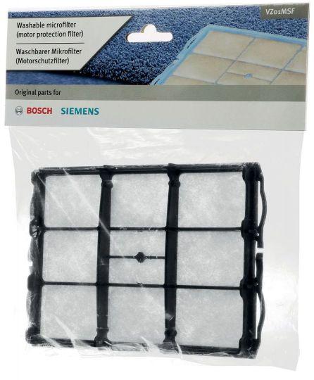 Моторный фильтр VZ01MSF для пылесосов Bosch/Siemens