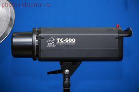 Grifon TC-600, студийная вспышка 600Дж б/у
