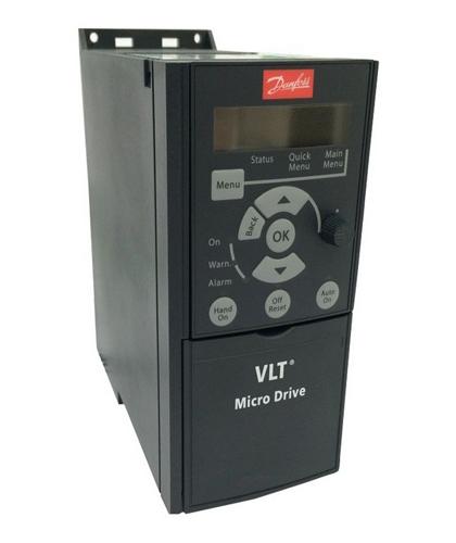 Danfoss VLT Micro Drive FC-51 0,75 кВт (380 - 480, 3 фазы)