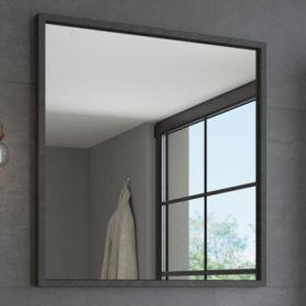 Зеркало Comforty Бредфорд-75 черный