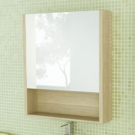 Зеркало-шкаф Comforty Марио-60 сосна лоредо