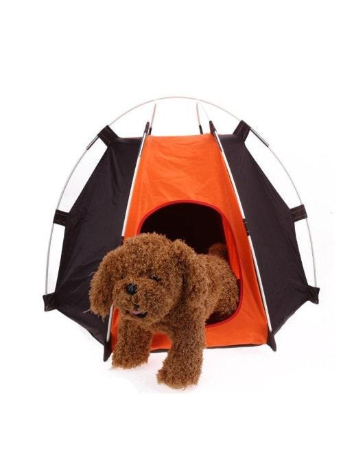 Домик-палатка для животных - надежное укрытие для вашего питомца на природе в любое время суток.
