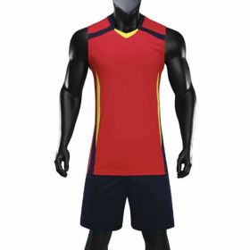Форма волейбольная мужская красная
