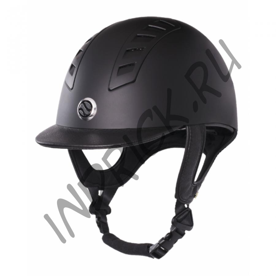 Шлем для верховой езды EQ3 Черный Топ