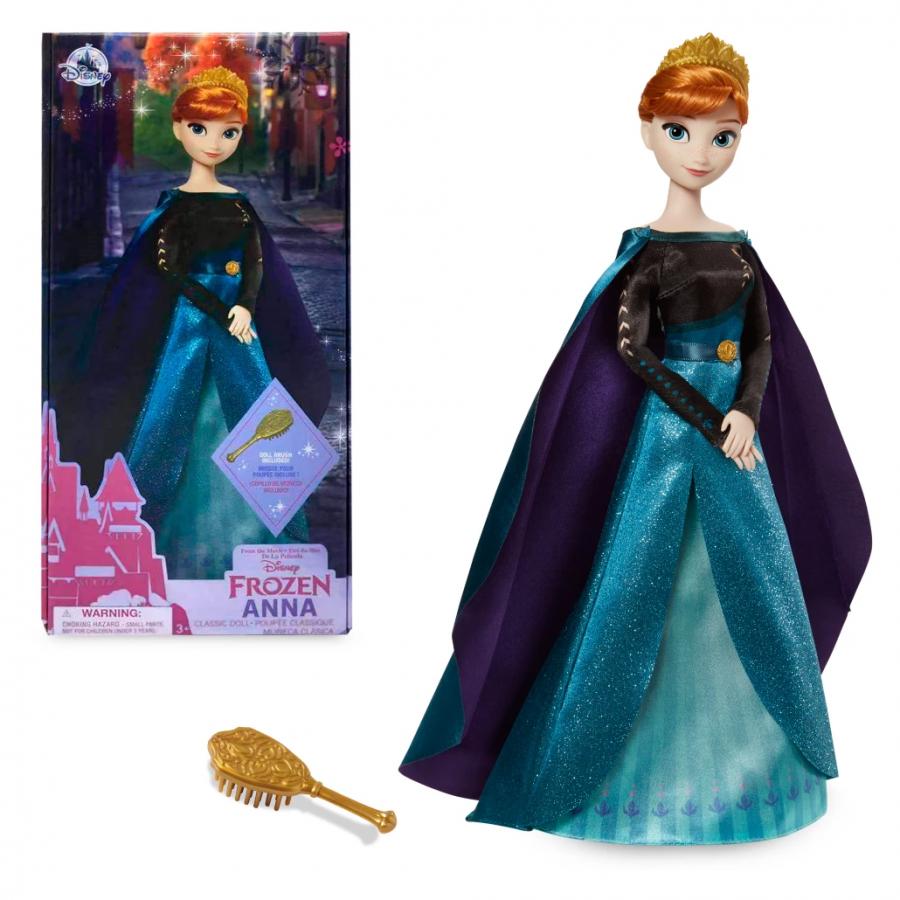 Кукла Анна Дисней 2021