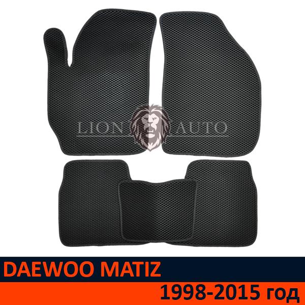 EVA коврики на DAEWOO MATIZ (1998-2015г)