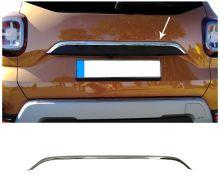 Накладка над номером крышки багажника, Omsaline, сталь