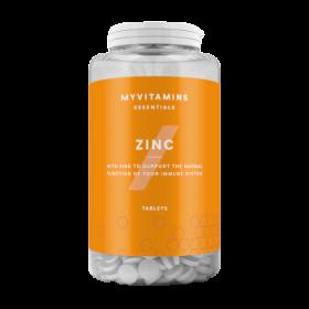 Цинк (незаменимый минерал). 90 табл. Myprotein (Великобритания)