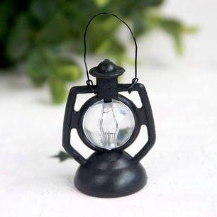 Аксессуар для куклы - Лампа керосиновая 3,5 см.
