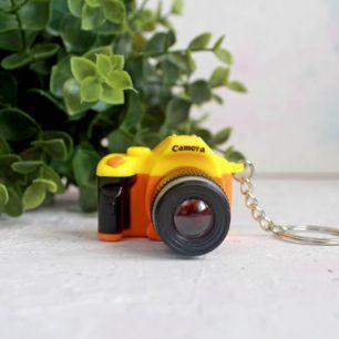 Canon фотокамера для игрушек, желто-оранжевый