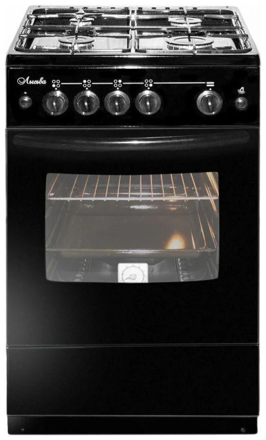 Газовая плита Лысьва ГП 400 М2С-2у Чёрная