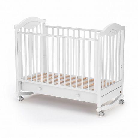 Детская кровать Nuovita Lusso dondolo