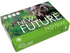 Бумага А4 New Future Premium 80 г/м2 500л. UPM Kymi класс A