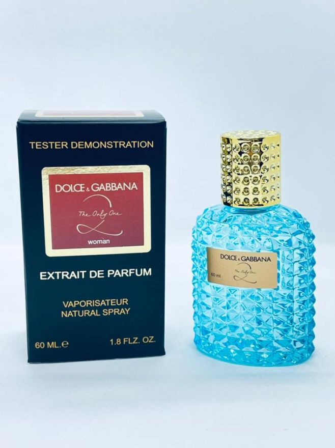 VIP TESTER Dolce& Gabbana The Only One 2 60ML