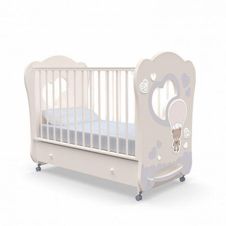 Детская кровать Nuovita Stanzione Cute Bear swing