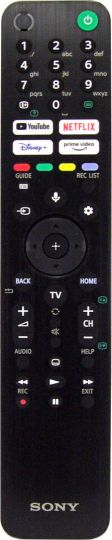 Пульт Sony RMF-TX520E