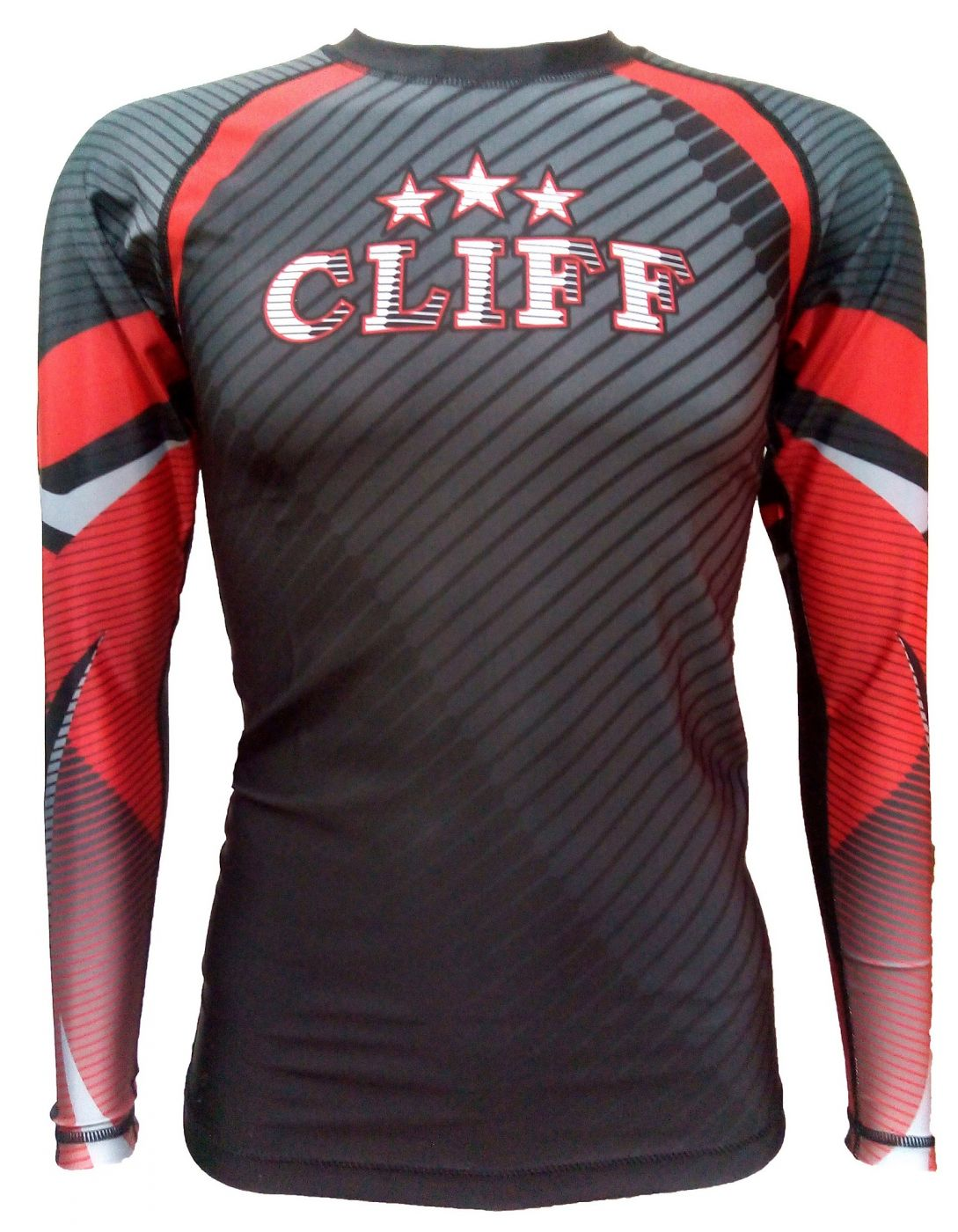 РАШГАРД ММА CLIFF R3.0 RED FIGHTER, размер XS