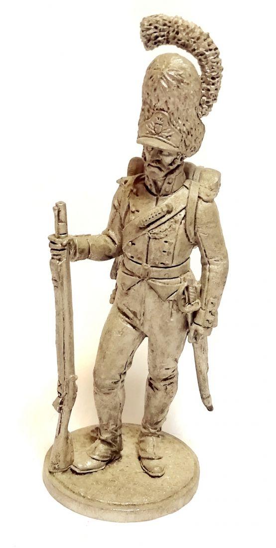 Фигурка Гренадер Ольденбургского пехотного полка. Дания, 1807-13 гг. олово