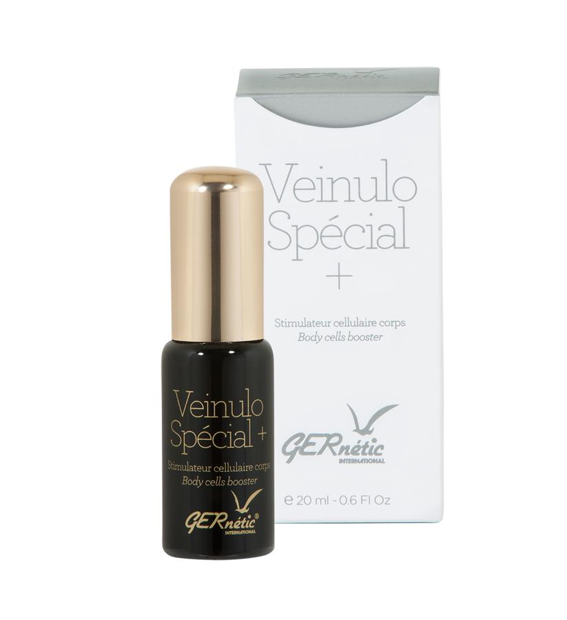VEINULO SPECIAL PLUS Биоактивный комплекс для восстановления кожи и лечения сосудов Gernetic International (Жернетик) 20 мл