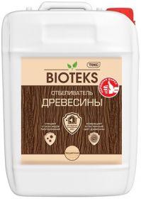 Отбеливатель Древесины Bioteks 10л от Всех Видов Поверхностных Биопоражений