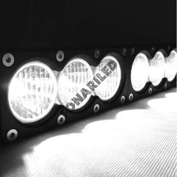 Однорядная светодиодная балка OB-90W Combo комбинированный свет (длина 42 см, 17 дюймов)