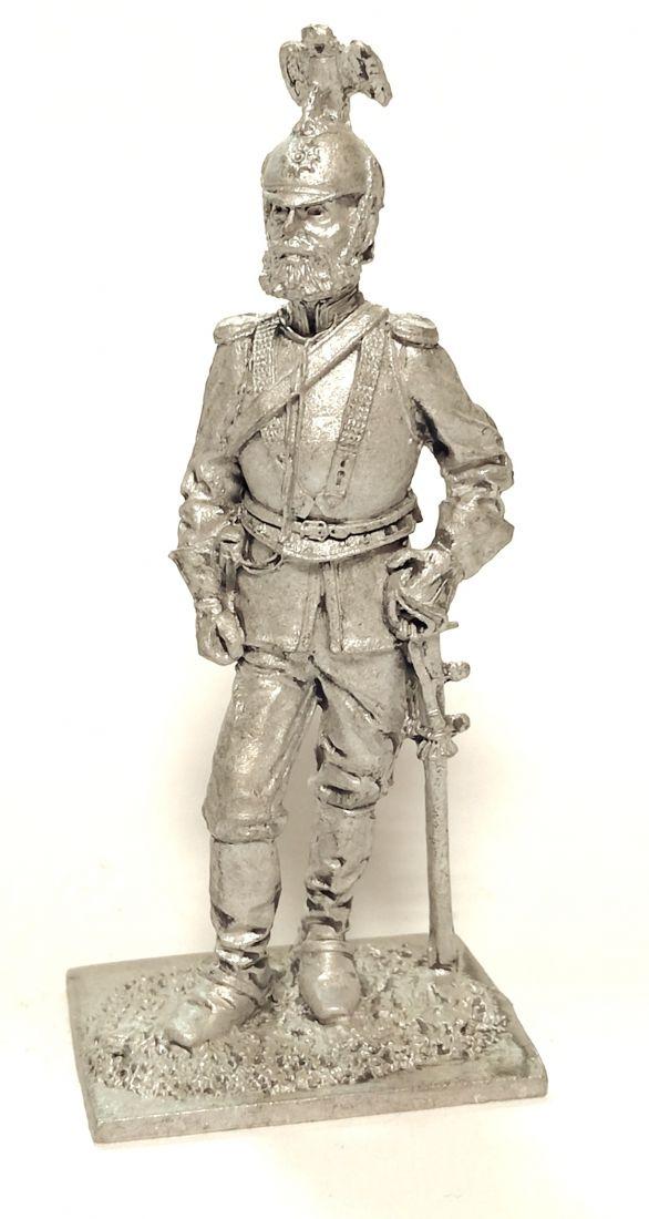 Фигурка Офицер Л.-гв. Конного полка. Россия, 1883-1914 гг. 67 71 мм олово