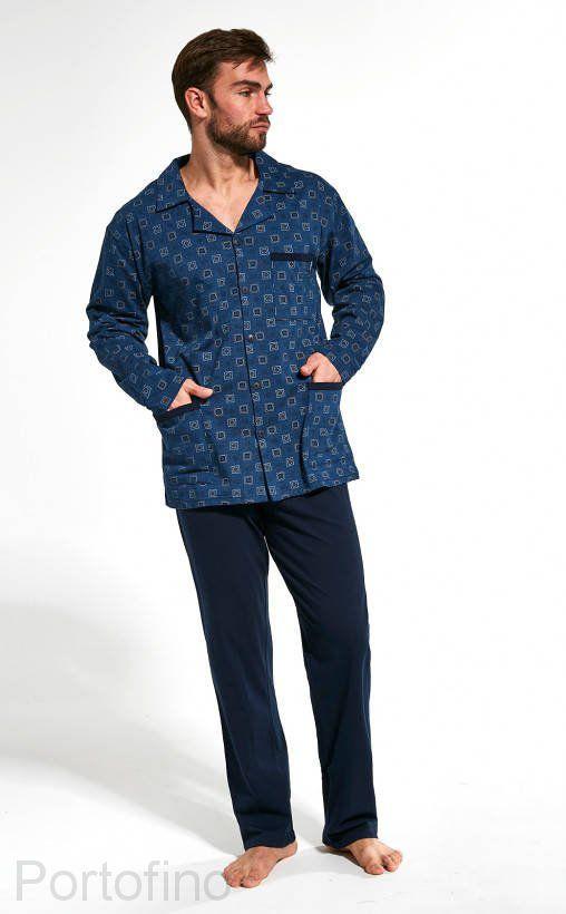 114-44 Пижама мужская Cornette