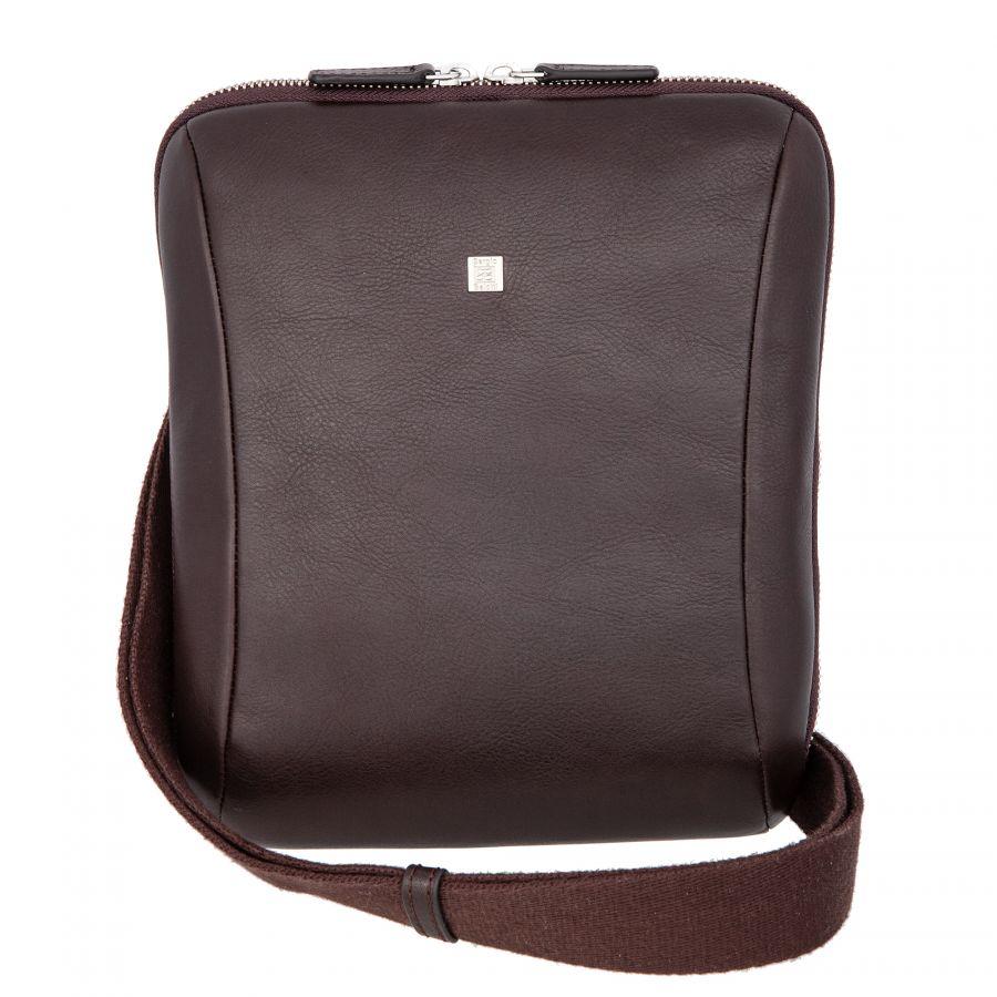 Сумка-планшет Sergio Belotti 9557 VT Genoa dark brown