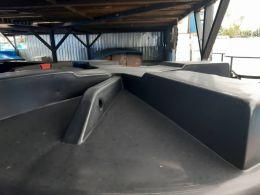 Емкость T 3000 литров черный