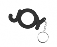 Эрекционное кольцо Joy Cocking в виде брелока