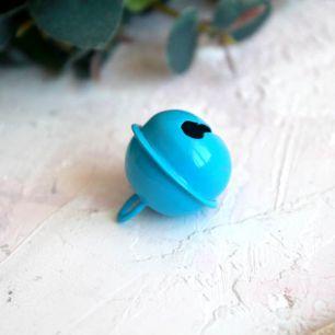 Бубенчик - 2 см Голубой