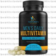 Nature's Nutrition Men's Daily Multivitamin 60 капсул
