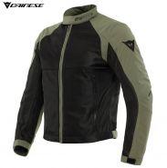 Куртка Dainese Sevilla Air Tex, Чёрно-зеленая