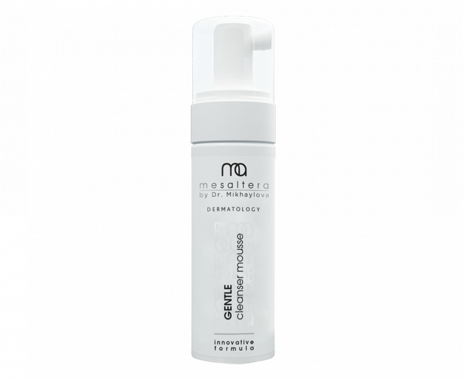 GENTLE CLEANSER MOUSSE Джeнтл Kлинcep Mycc  MESALTERA by Dr. Mikhaylova (Мезалтера) 150 мл
