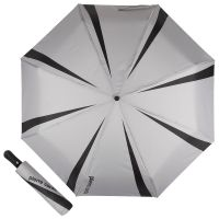 Зонт складной Pierre Cardin 88638-OC Stripes Black