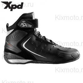 Мотокроссовки XPD X-Road H2Out, Чернные