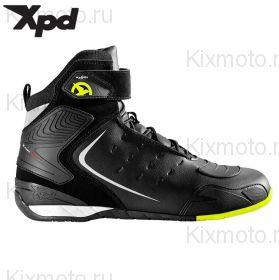 Мотокроссовки XPD X-Road H2Out, Черно-желтые