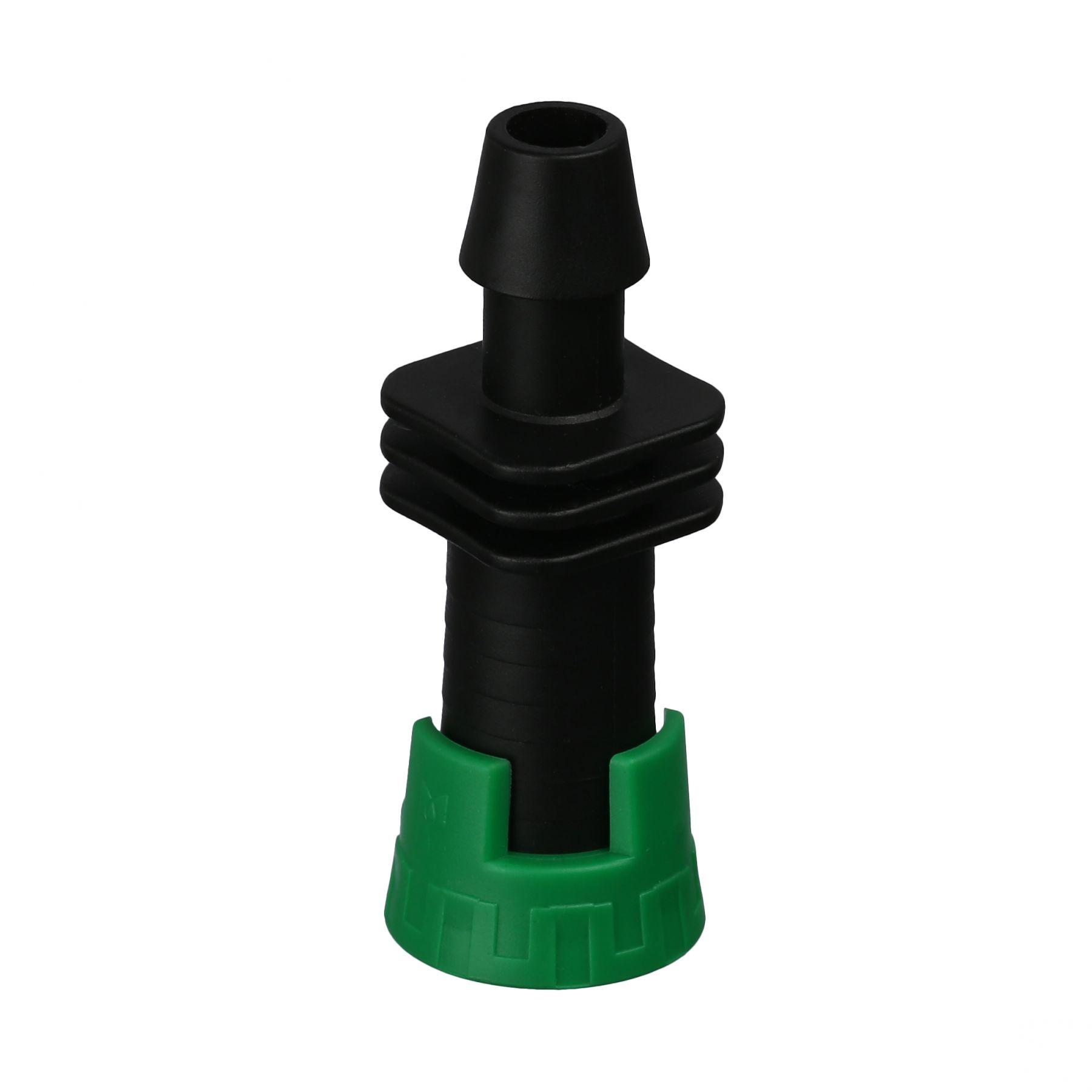 Стартовый фитинг GH (КЛ x 12) с уплотнителем для капельной ленты TO021712R