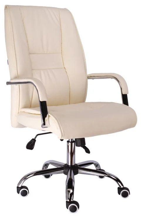 Компьютерное кресло Everprof Kent TM Кремовое