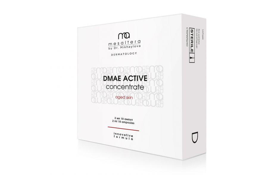 Концентрат DMAE ACTIVЕ MESALTERA by Dr. Mikhaylova (Мезалтера) 10*2 мл