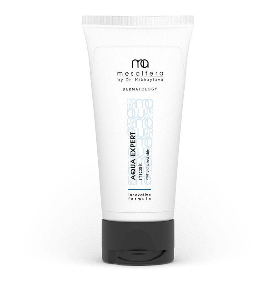 AQUA EXPERT MASK маска для мгновенной гидратации и восстановления кожи MESALTERA by Dr. Mikhaylova (Мезалтера) 50 мл