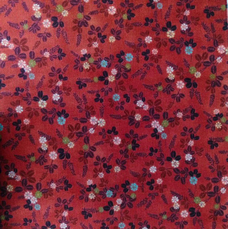 фото мТкань Мелкие цветочки MAKOWER UK Великобритания 1032