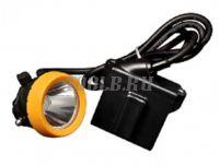 ПрофКиП СГГ-5 Шахтерский касочный фонарь с аккумулятором фото