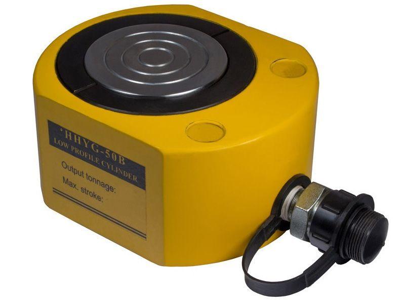 Домкрат гидравлический низкий TOR HHYG-2001  (ДН200М50), 200т